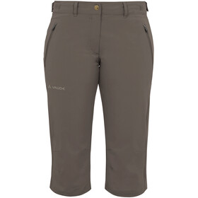 VAUDE Farley II Stretch Capri Damen coconut
